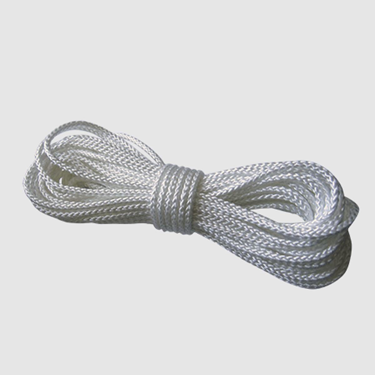 White Nylon Rope for Banners 50 ft